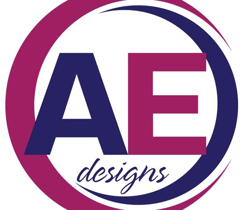 AE Designs Web Design Project