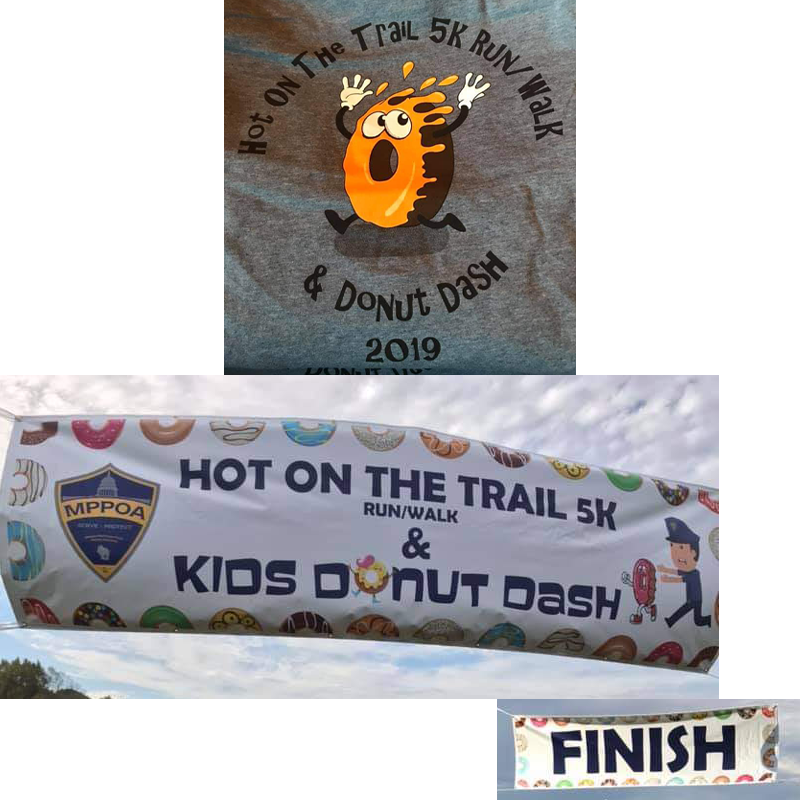 hot on the trail 5k