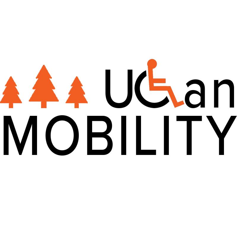 Ucan Mobility Logo Design